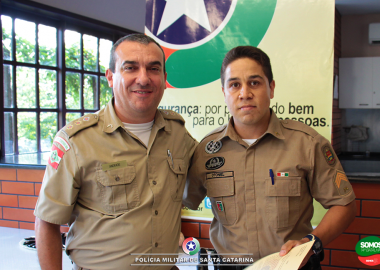 Polícia Militar apresenta estrutura operacional para fortalecer ações na região