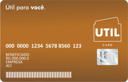 Util Card