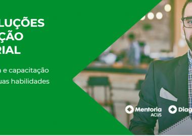 Programa de Mentoria auxilia empreendedores da região a potencializar seus negócios unindo informações e cases bem sucedidos de gestão