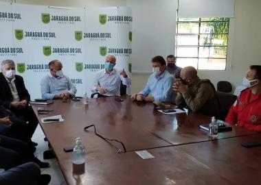 ACIJS integra esforços com o município por mais segurança no trânsito de Jaraguá do Sul
